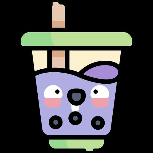 Bubble tea  free icon