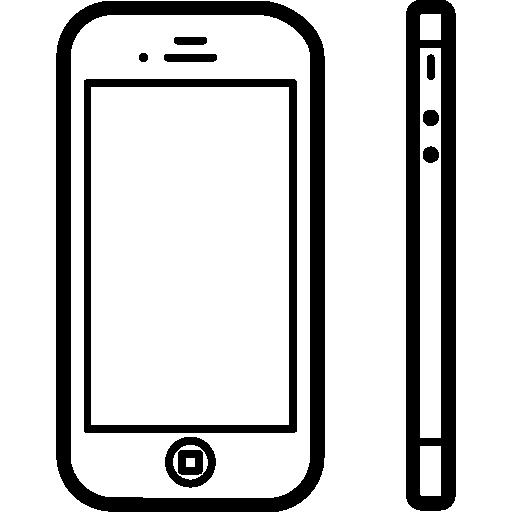 iphone 4s  Icône gratuit