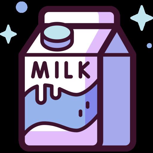 Milk box  free icon