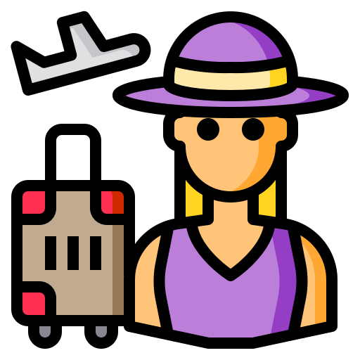 Travel  free icon