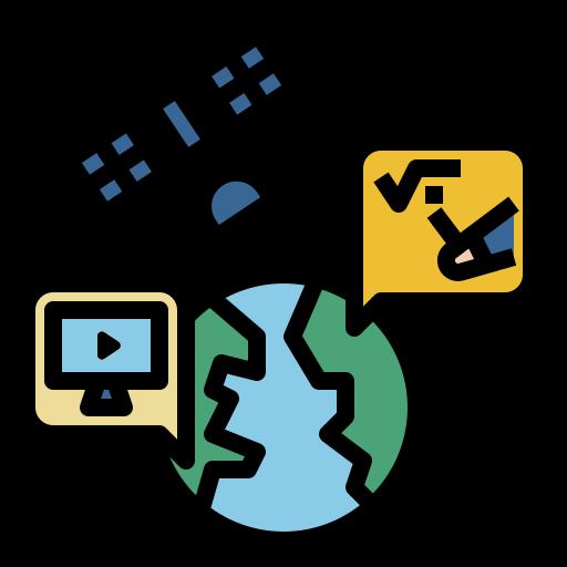 Satellite  free icon