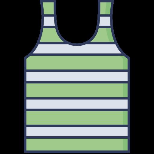 camisa de verão  grátis ícone