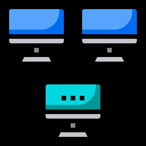 Network  free icon