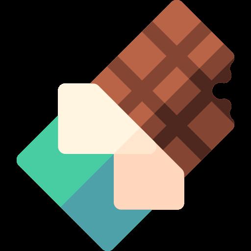 schokoladentafel  kostenlos Icon
