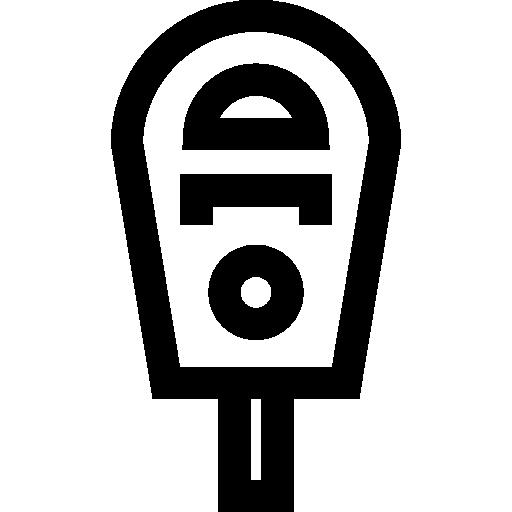 주차료 징수 기  무료 아이콘