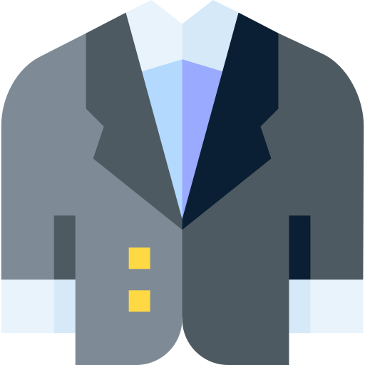 Suit  free icon