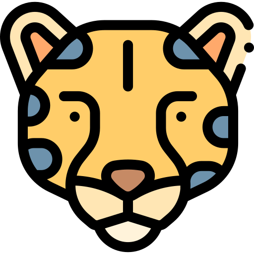 Leopard  free icon