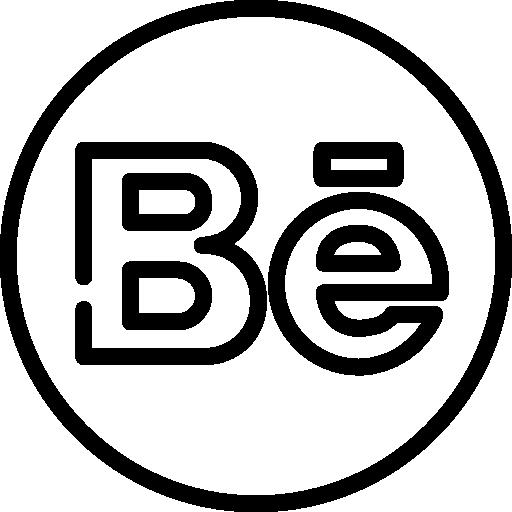 behance  Icône gratuit