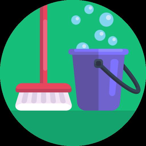 outils de nettoyage  Icône gratuit