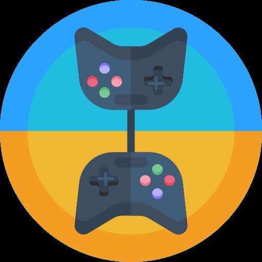 almofada de jogo  grátis ícone