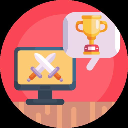 troféu de jogo  grátis ícone