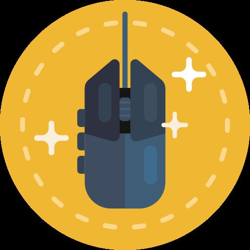 mouse de computador  grátis ícone