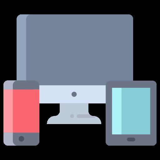 dispositivo  grátis ícone