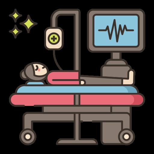 atención médica  icono gratis