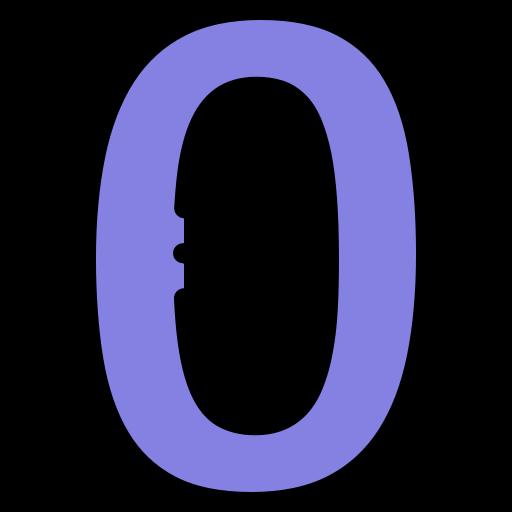 0  free icon