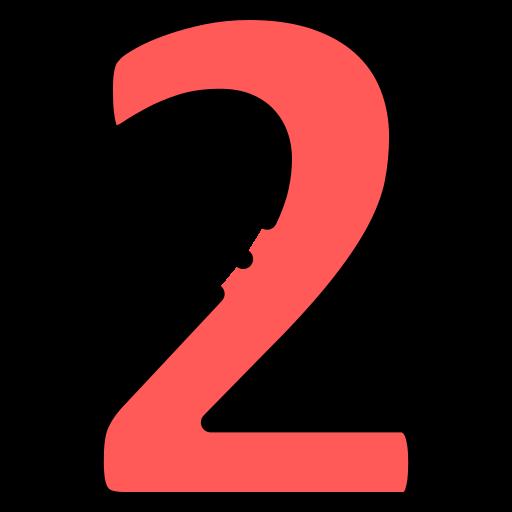 2  icono gratis