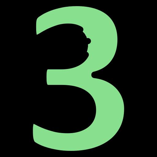 3  Icône gratuit