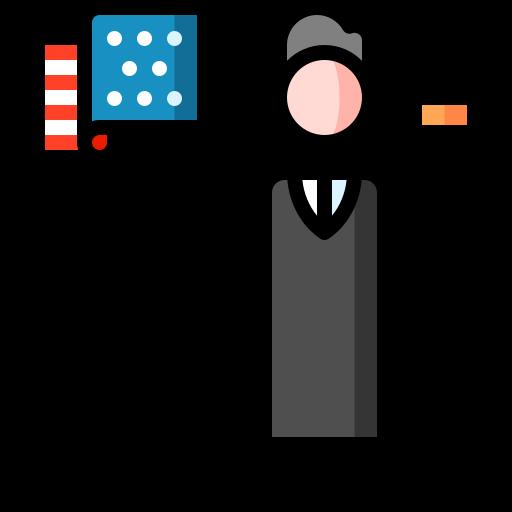 미국 대법원장  무료 아이콘