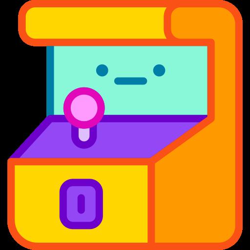 máquina de arcade  icono gratis