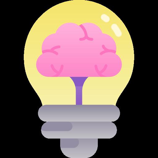 inteligencia emocional  icono gratis