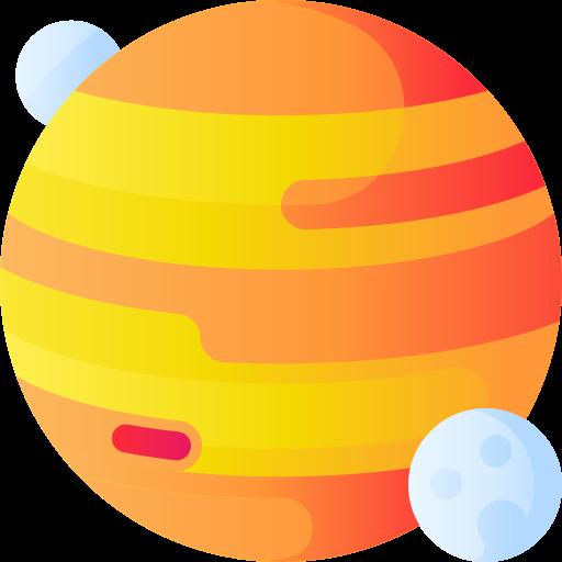 Jupiter  free icon