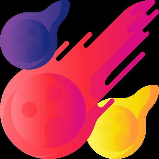 Asteroid  free icon