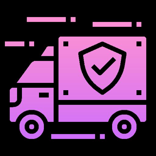 배달 트럭  무료 아이콘