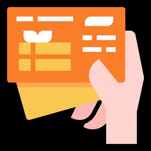 Gift voucher  free icon