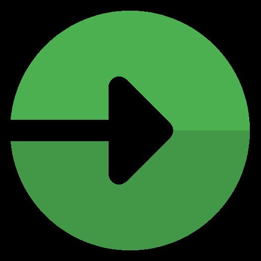 Enter  free icon