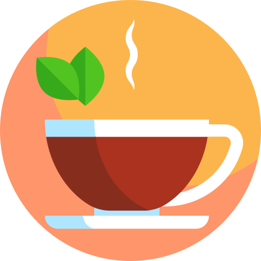 Black tea  free icon