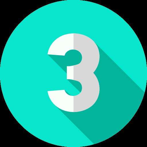 3  icono gratis