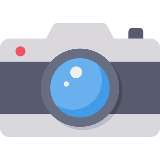cámara  icono gratis