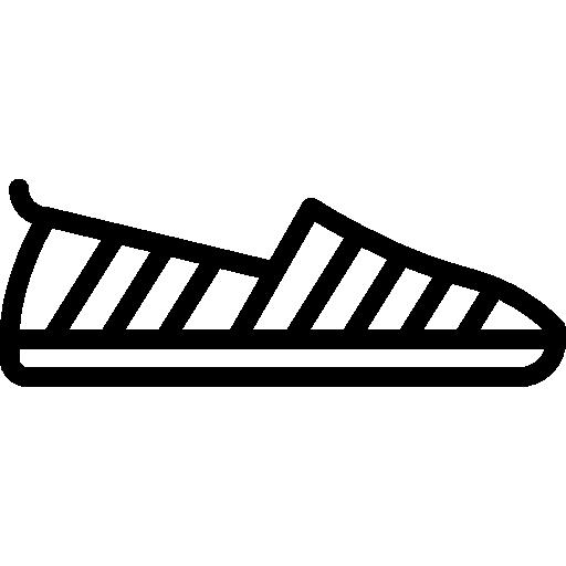 pantoufle  Icône gratuit