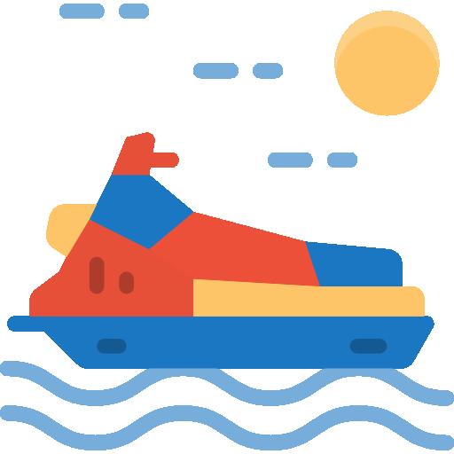 제트 스키  무료 아이콘