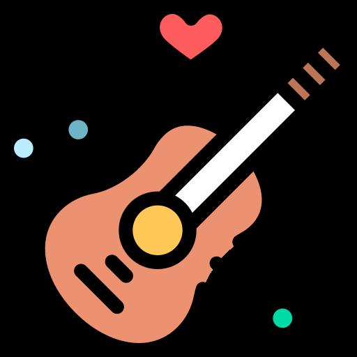 guitarra  icono gratis