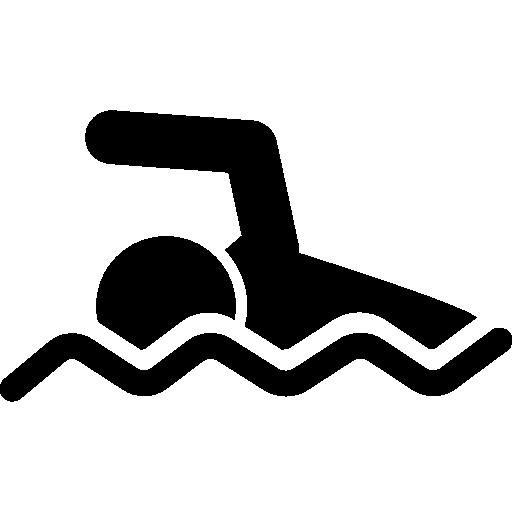수영하는 사람  무료 아이콘