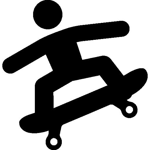 스케이트 보드  무료 아이콘