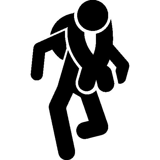 모험 스포츠 실루엣  무료 아이콘