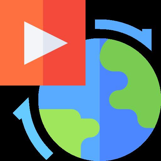 commercialisation globale  Icône gratuit