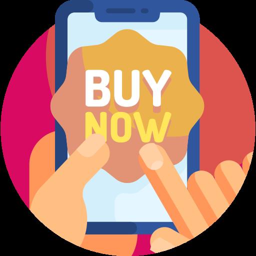Buy now  free icon