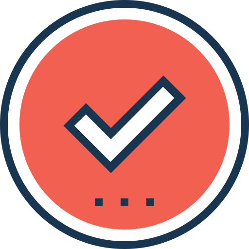 verificado  grátis ícone