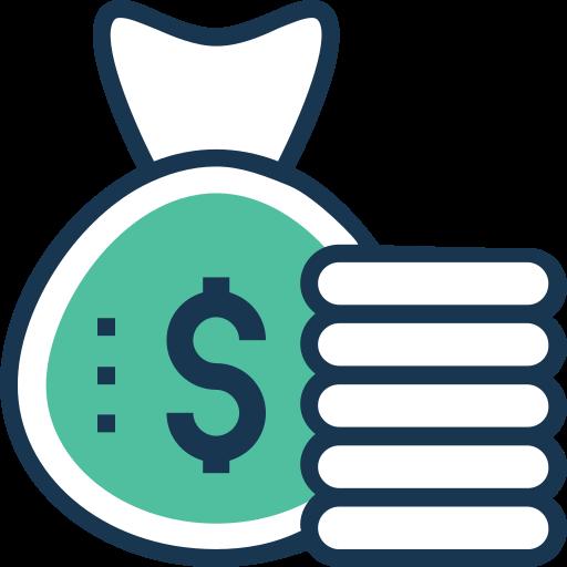 dinheiro  grátis ícone