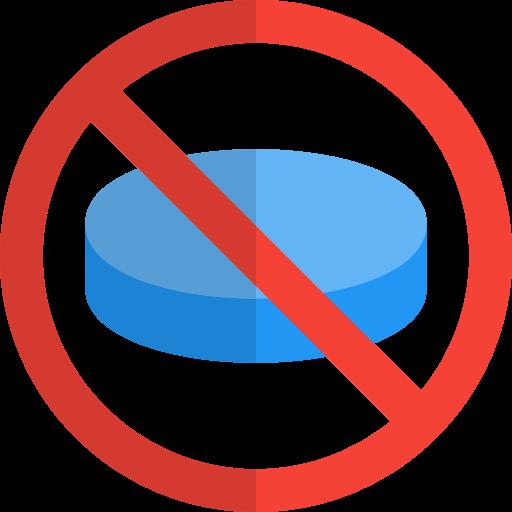 Никаких наркотиков  бесплатно иконка