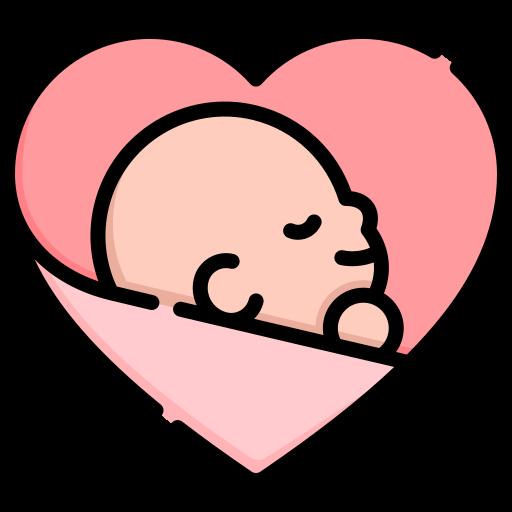 Newborn  free icon