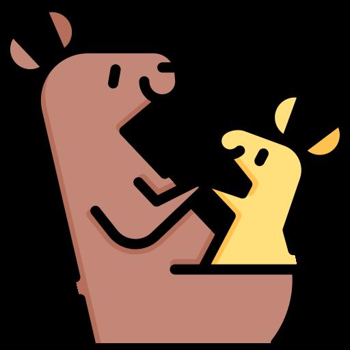 Kangaroo  free icon