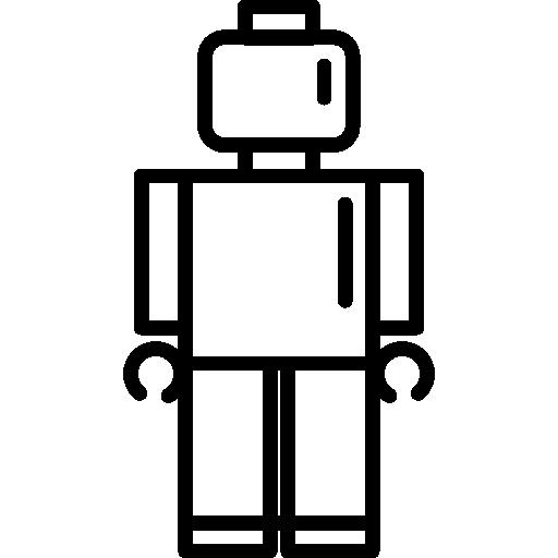 소송에서 로봇  무료 아이콘