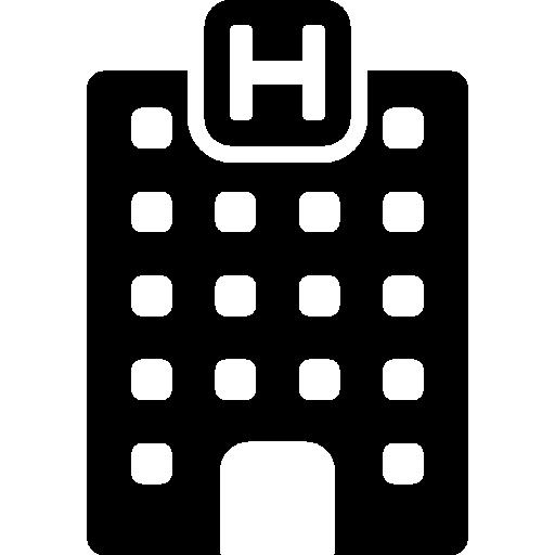 bâtiment de l'hôtel  Icône gratuit