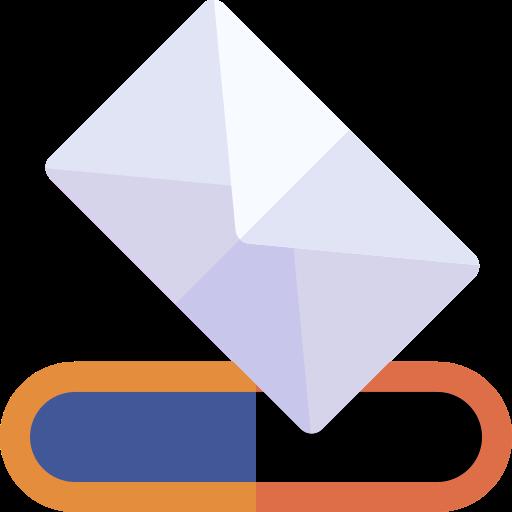Mailbox  free icon