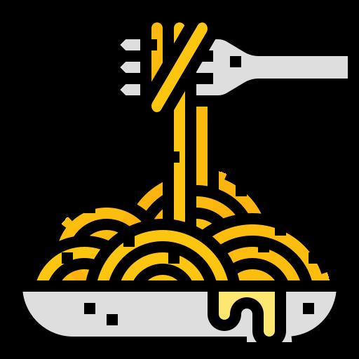 Spaghetti  free icon