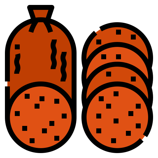 salami  icono gratis